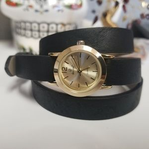 DECREE WRAP LEATHER WATCH